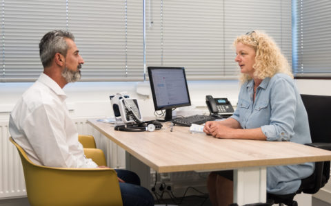 Toestemming geven delen van medische gegevens